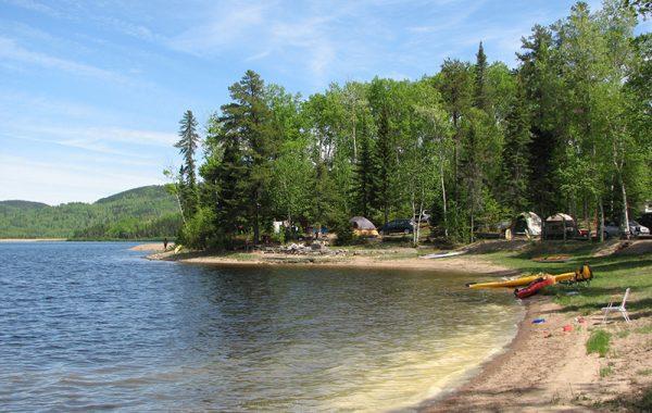 Terrain camping 1