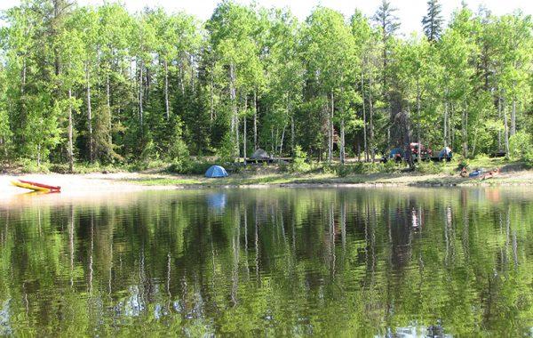 Terrain de camping 1
